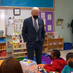 Video: Creepy Biden Advises Kids To Avoid Answering Difficult Questions